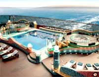 MSC Cruise line Package Tour from Thane Mumbai | Crossworld